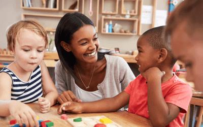 Des formations pour les professionnels de la petite enfance
