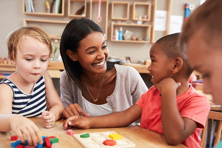 Ressources pour les intervenants en petite enfance