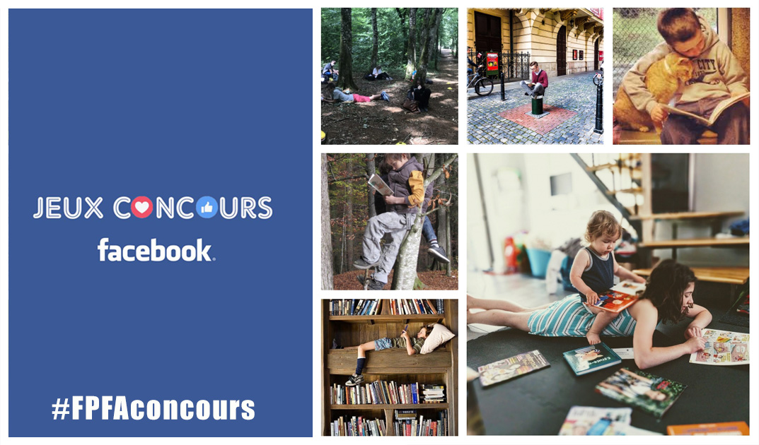 Concours Facebook - Lecture